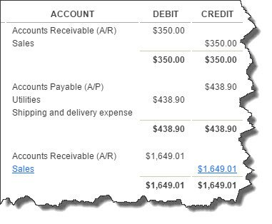 Creating Reports in QuickBooks Online