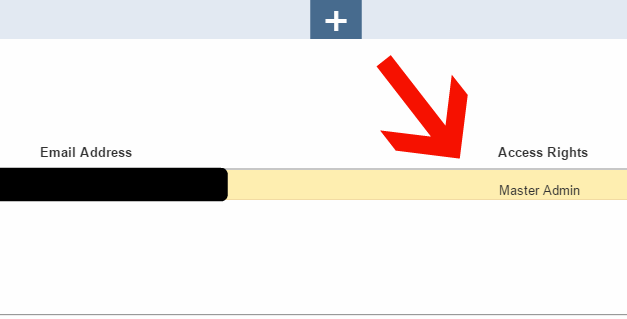 How do I transfer master admin in the simple start version single user plan