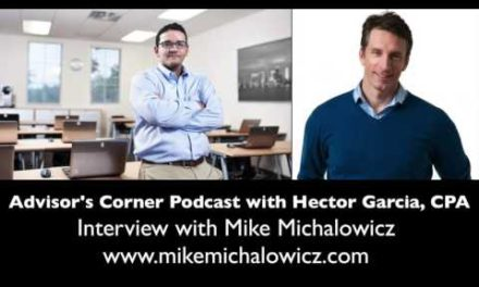 Podcast-Interview with Mike Michalowicz