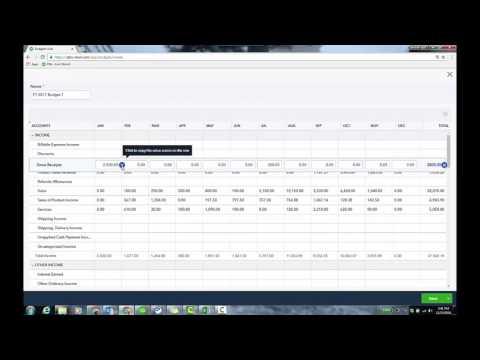 Video: Budgets