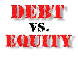 The Rundown on Debt vs. Equity
