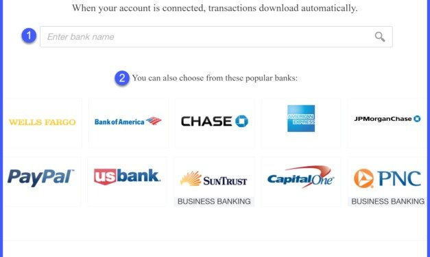 How to Import Banking Transactions into QuickBooks Online