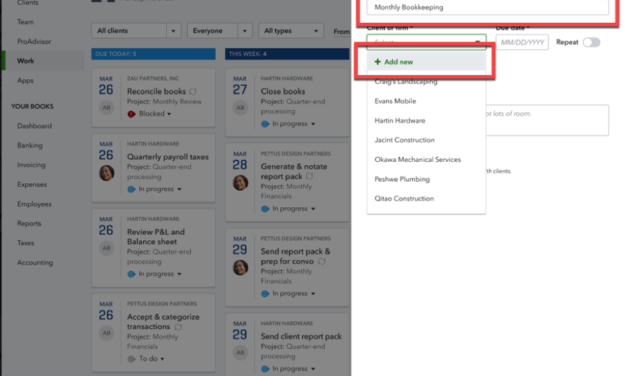 How to Manage All Your Clients in QBOA With This New Feature