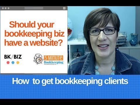 Should your bookkeeping business have a website?