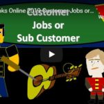 Customer Jobs or Sub Customer
