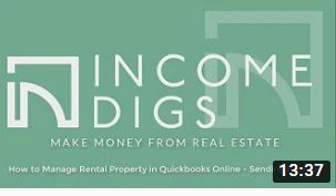 How to Manage Rental Property in Quickbooks Online