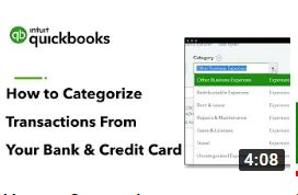 How to Categorize Transactions From Your Bank & Credit Card