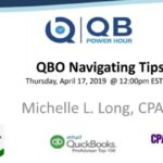 Navigating Tips and Tricks for QuickBooks Online — QB Power Hour