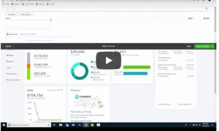 QuickBooks Online–Settings and What They Mean