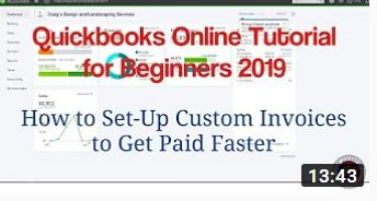 How to Set-Up Custom Invoices to Get Paid Faster
