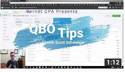 QBO Tips – Audit History