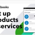 How to set up products & services in QuickBooks Online