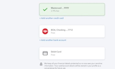 A new embedded bill pay capability in QuickBooks Online and QuickBooks Online Advanced